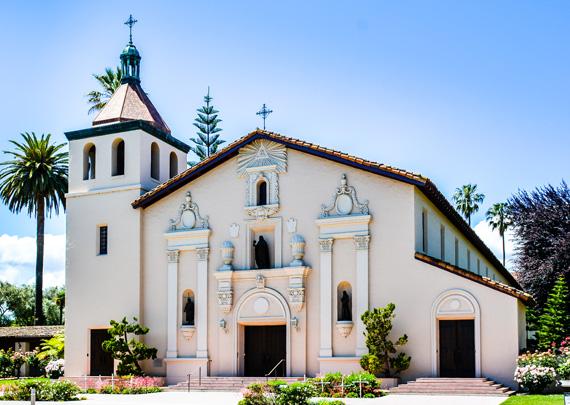Santa Clara University at California