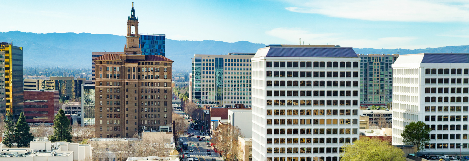 Location of Driftwood Inn Hotel Santa Clara, California
